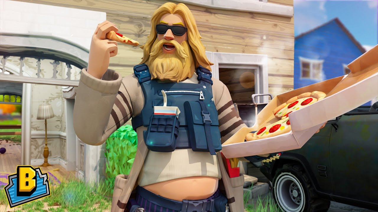 HOW JONESY GOT FAT!?! - Fortnite Season 3