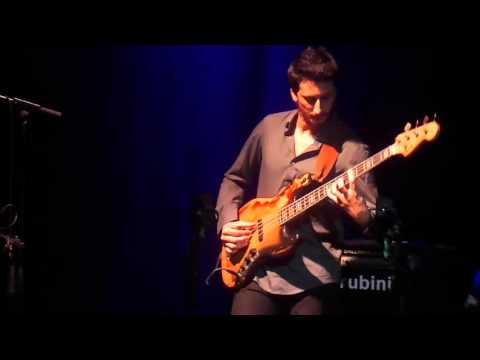 Bass solo: Daniele Sorrentino with Sylvain Luc/Di Battista/Dufour