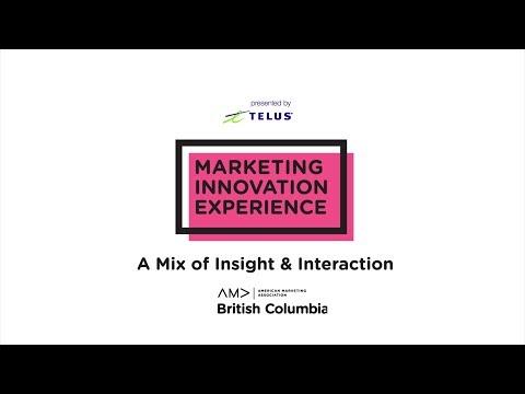 BCAMA Marketing Innovation Experience 2018