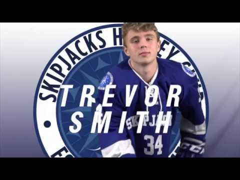 Trevor Smith Commits to University of Vermont Hockey