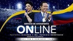 ▶️ Viernes de Avivamiento 1 de mayo 2020 | Pastores Ricardo y Ma. Patricia Rodríguez