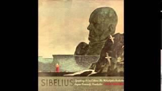 Sibelius Symphony No. 1 (Ormandy, 1941)