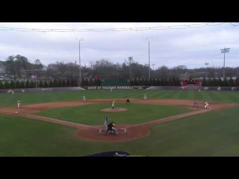 Montevallo baseball vs. Trevecca Nazarene (DH)