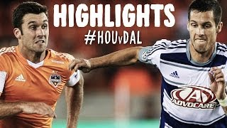 HIGHLIGHTS: Houston Dynamo vs FC Dallas | April 5, 2014