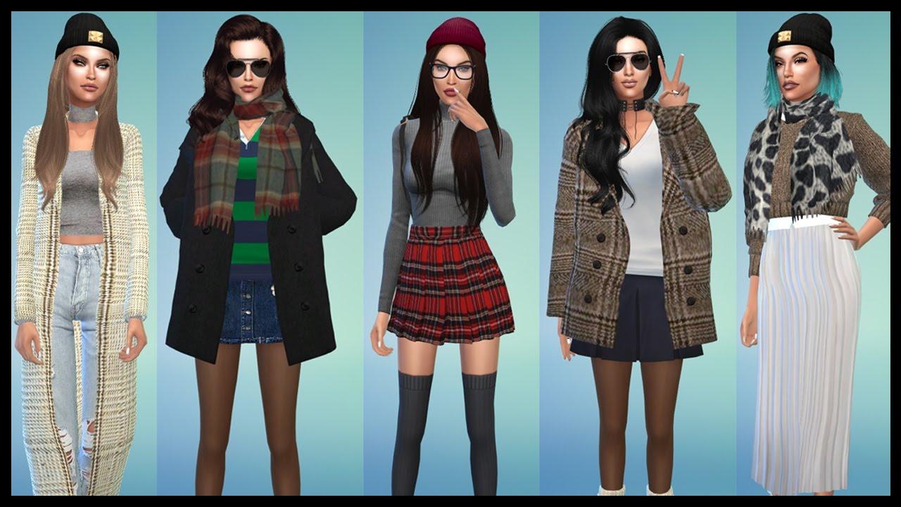 Fashion Winter  For Girls