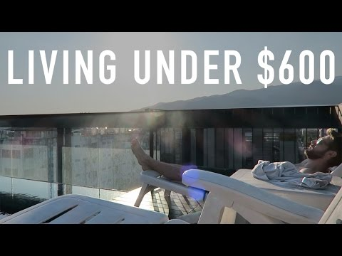 LIVING UNDER $600 IN THAILAND | CHIANG MAI COST OF LIVING GU
