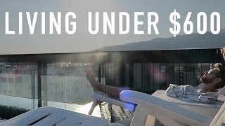 LIVING UNDER $600 IN THAILAND | CHIANG MAI COST OF LIVING GUIDE