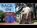 Chain of Rocks, Route 66, Tallest Man, & BBQ