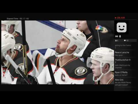 NHL16 - Frederik Andersen traded to the Maple Leafs!