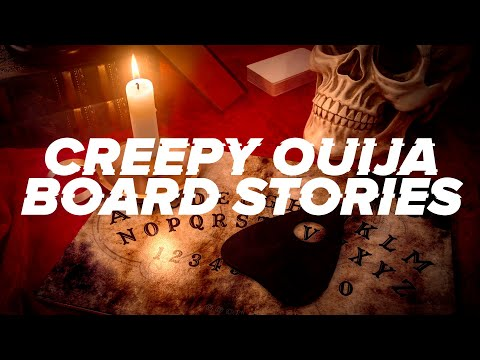 People Read Creepy Ouija Board Stories