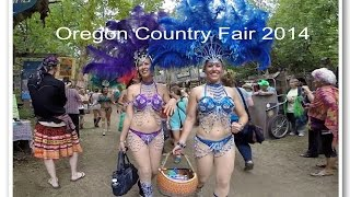The Oregon Country Fair 2014