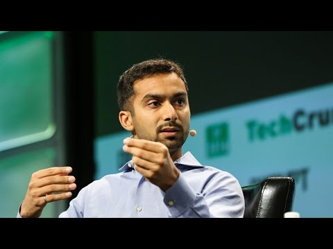 Delivering Success with Apoorva Mehta of Instacart at Disrupt SF
