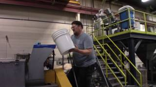 HDPE Turbo Spinner Test 05 04 2017