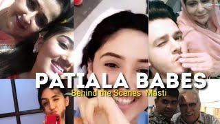 Patiala babes Latest Offscreen Masti Updates