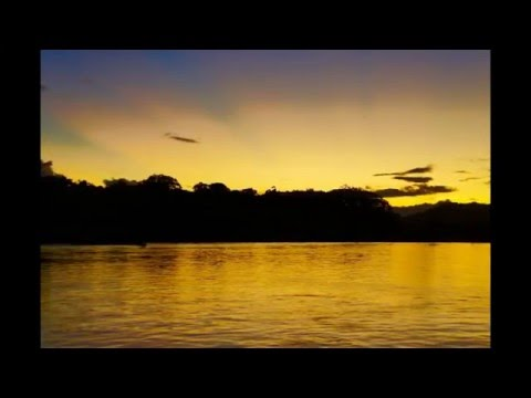 Soul music - Bolivian Amazon at the river