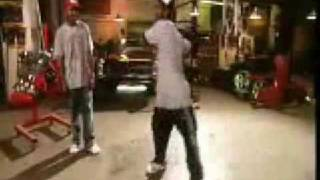 Chris Brown Vs Omarion Freestyle Dancing