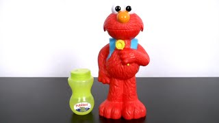 Sesame Street Bubblin Blast Elmo from Little Kids, Inc.