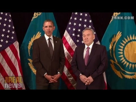 US Befriends Kazakhstan Dictator, Now World's Largest ...