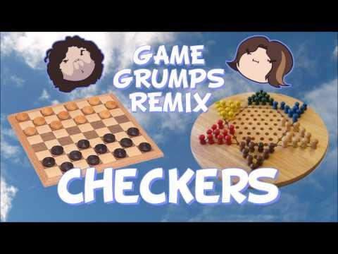 Game Grumps Remix: Checkers