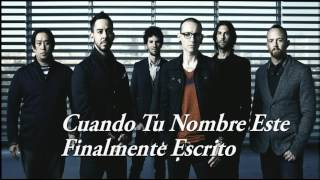 Linkin Park Skin To Bone Español