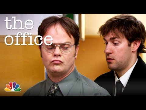 Dwight the Vampire Slayer - The Office