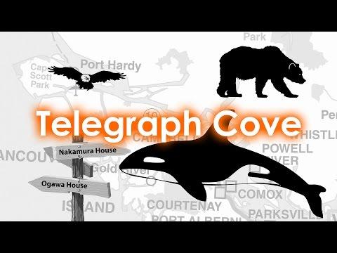 Telegraph Cove(日系人の足跡)