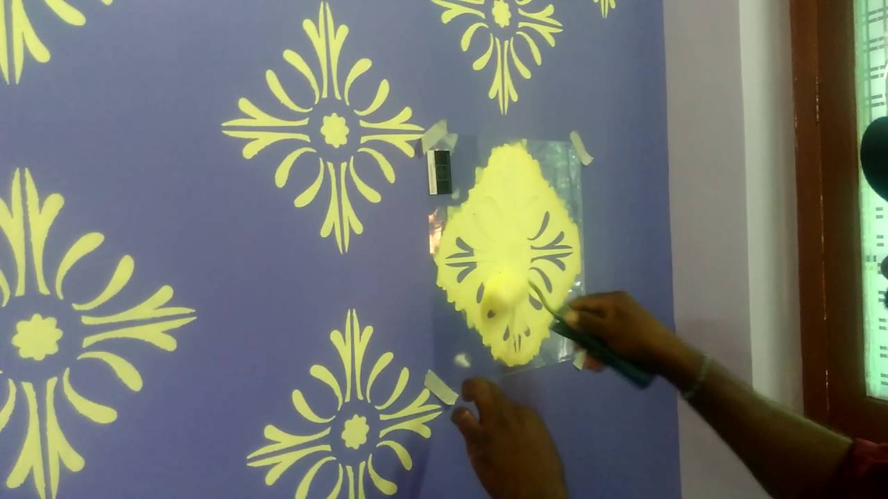 Asian paint new wall passion design 2016 YouTube