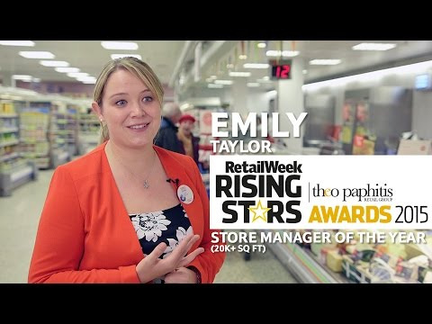 RWRS 2015 | Emily Taylor | Store Manager of the Year Nominee