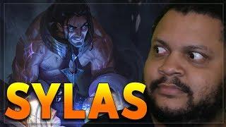 sylas champion spotlight