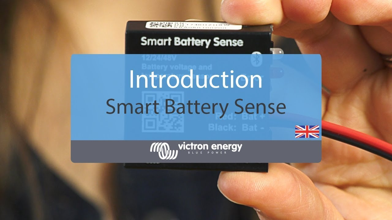 Introducing the Smart Battery Sense