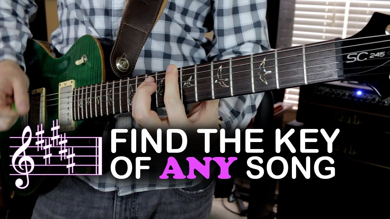 How to Find the Key of Any Song | Guitar World