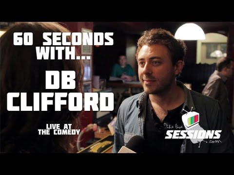 60 SECONDS WITH...db Clifford // The Live Sessions