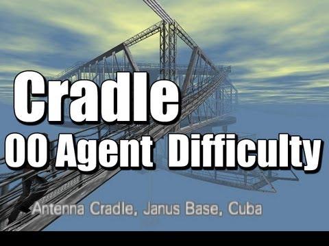 Goldeneye 007 Cradle 00 Agent Difficulty Playthrough Nintendo 64 N64