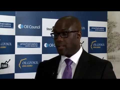 Oando Energy Resources CEO Pade Durotoye at Oil Council 2014