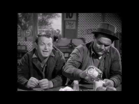 Manpower  1941 ,  Cafe    , Edward G Robinson, Ward Bond