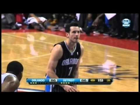 J.J. Redick: 23 Pts, 5 Assists Vs. Pistons (Clutch Three-Pointer)