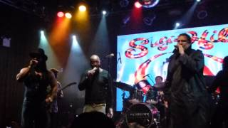 Living Colour w/ Wonder Mike, Melle Mel, Rahiem, Keith Leblanc -Rapper