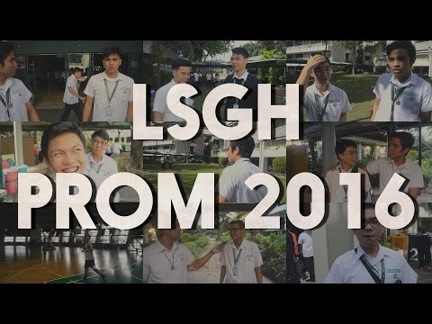 LSGH Prom 2016: Hype