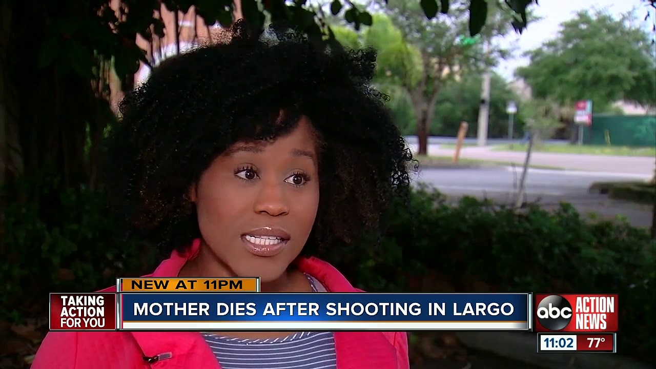 LARGO, FLORIDA: BLACK MOM DIED AFTER BEING SHOT BY BLACK NEIGHBOR