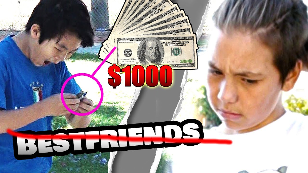 Young Boy Steals $1000. Money Destroys Friendship [Sad]| American Justice Warriors