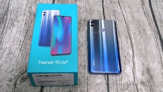 Honor 10 Lite Unboxing, Reviews, Specs, Price, Comparison