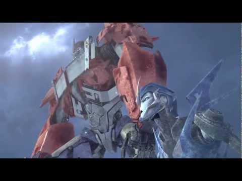 TFP: Optimus Prime and Arcee : Arctic Adversity