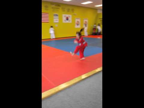Cartwheel without hands