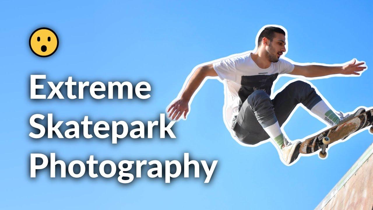 Skatepark Photography: Δεν έχουμε ξαναδεί τόση δράση