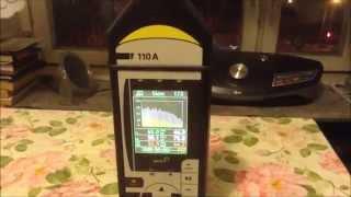 Измерение уровня шума в квартире от Мичуринского проспекта(Измерения уровней шума от Мичуринского проспекта в квартире, окна которой выходят на проспект. Октябрь,..., 2014-10-19T15:16:10.000Z)