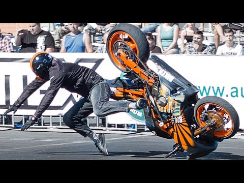 Best Fails Сompilation StuntGP 2015