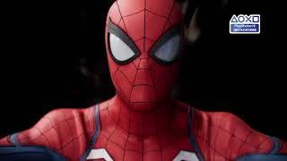 Marvel's Spider-Man — трейлер к выходу игры