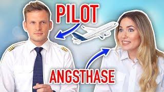 Pilot beantwortet 20+ VERRÜCKTE FRAGEN, die sonst niemand stellt. (mit Pilot Patrick)