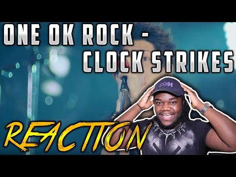 ONE OK ROCK - CLOCK STRIKES : REACTION!!