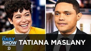"""Tatiana Maslany - Finding Empathy for Characters in """"Destroyer"""" and """"Network"""" 
